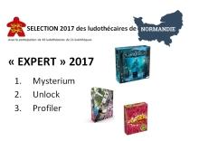 ALFN experts 2017