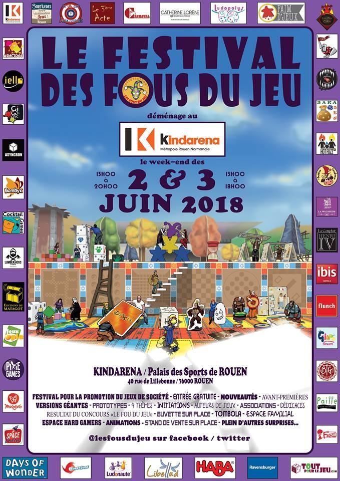 2018-06 Rouen fous du jeu